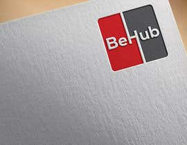 "#145 for Design a simple and sophisticated logo for ""BeHub"" by blackdiamond111"