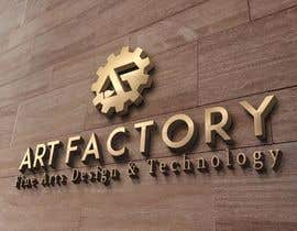 #95 for Art Factory Logo by atasarimci