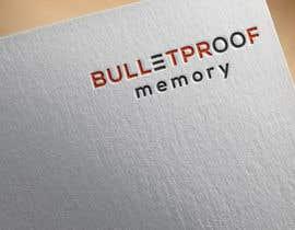 nº 98 pour Design a Logo - Bulletproof Memory par conceptmaker007