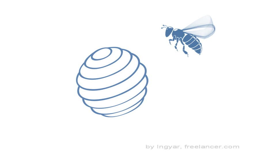 Contest Entry #12 for Create an Animation of a honey bee.