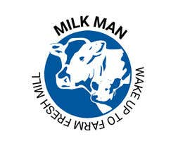 nº 64 pour Design a Logo for milk business par NAYANCHANDRAS