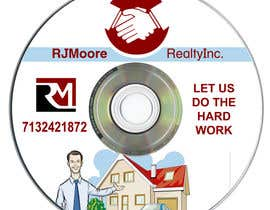 nº 8 pour Need a DVD cover for a Real Estate Company par gumenka