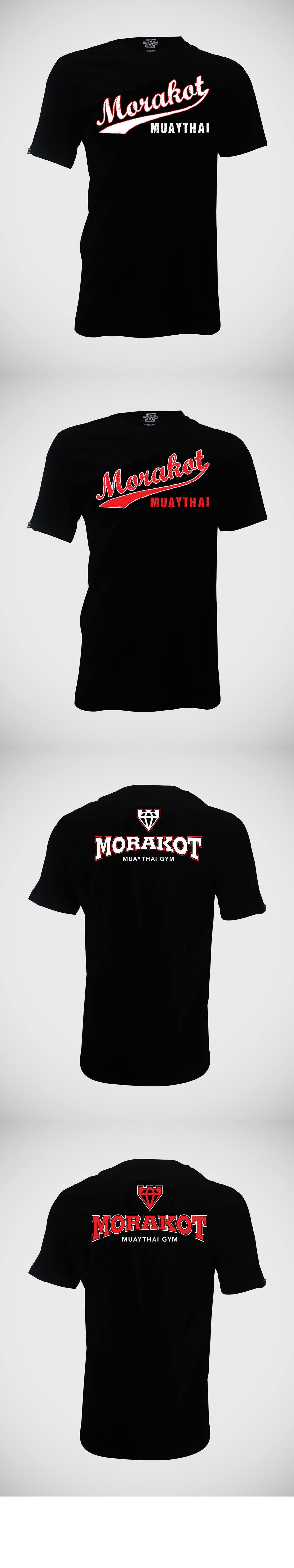 Design t shirt melbourne -  50 For Muay Thai T Shirt Design For A Gym In Melbourne Victoria By