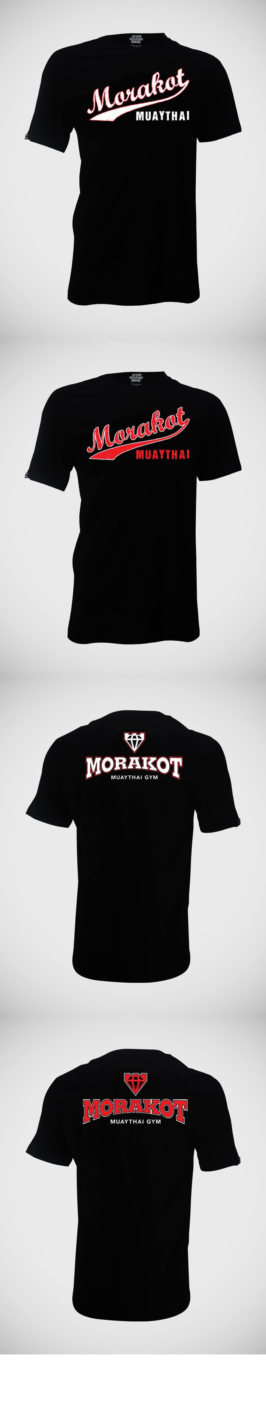 Proposition n°50 du concours Muay Thai T-Shirt Design for a gym in Melbourne Victoria