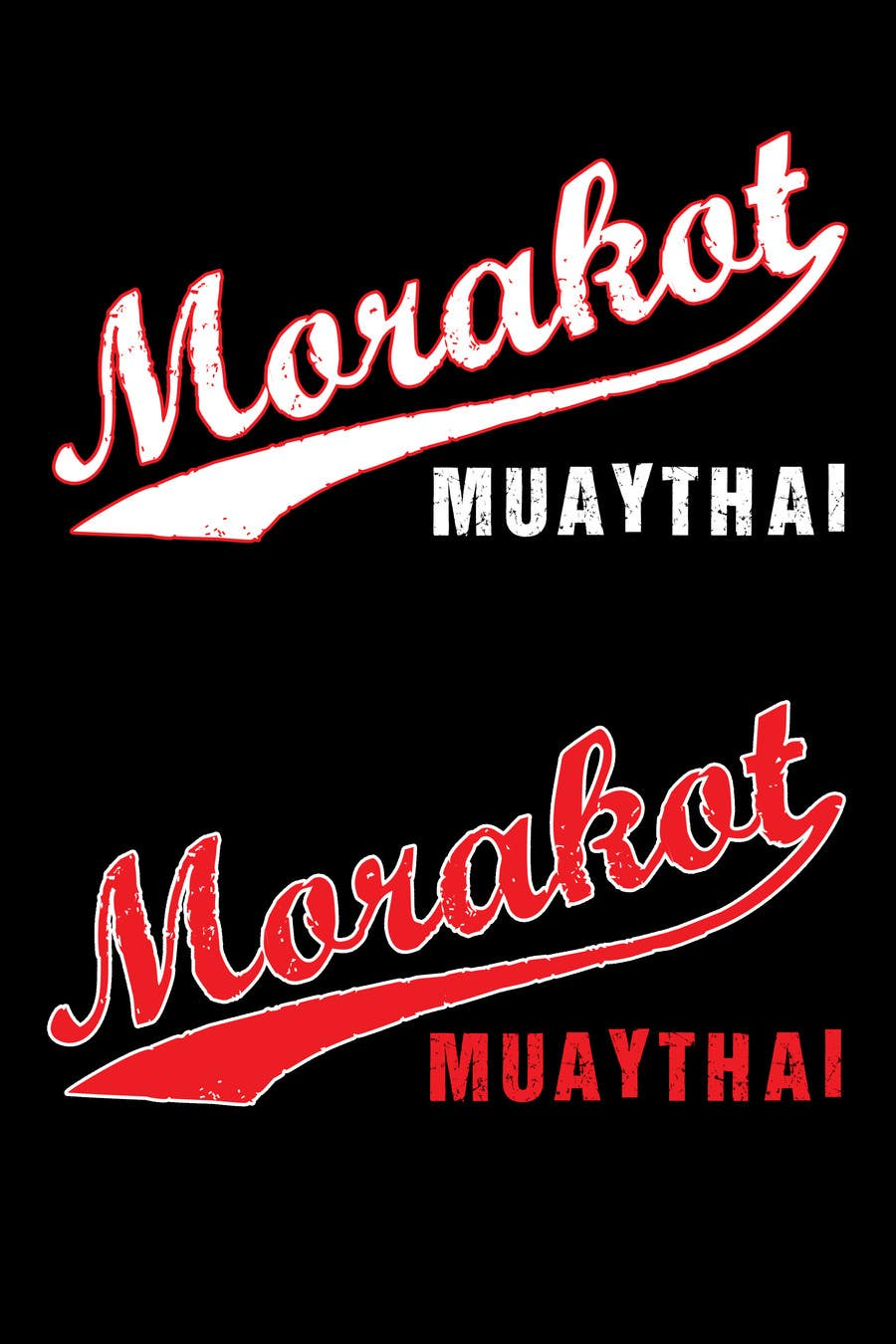 Design t shirt melbourne - Contest Entry 51 For Muay Thai T Shirt Design For A Gym In Melbourne