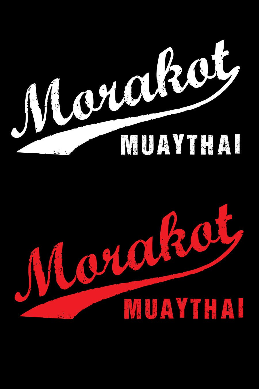 Design t shirt melbourne - Contest Entry 52 For Muay Thai T Shirt Design For A Gym In Melbourne