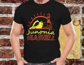 nº 25 pour Seashell t-shirt design par nhemonbd