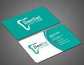 #114 for Business card design by papri802030