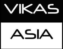 #4 for Vikas Asia Logo by Yeganyan