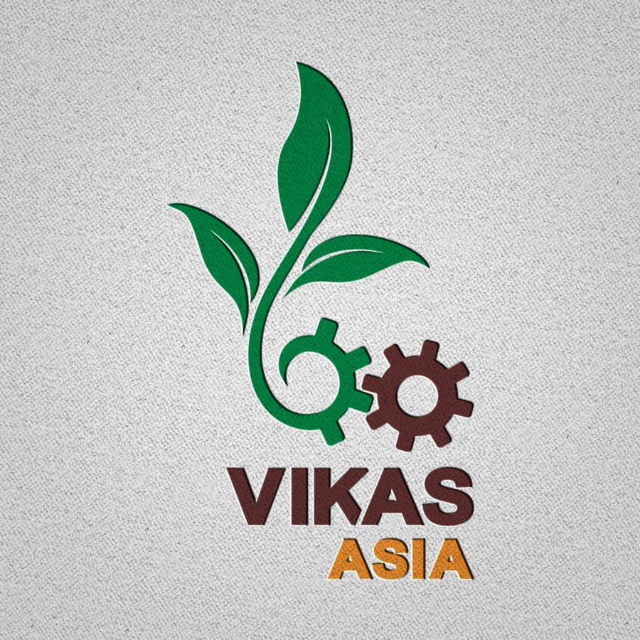 Proposition n°284 du concours Vikas Asia Logo