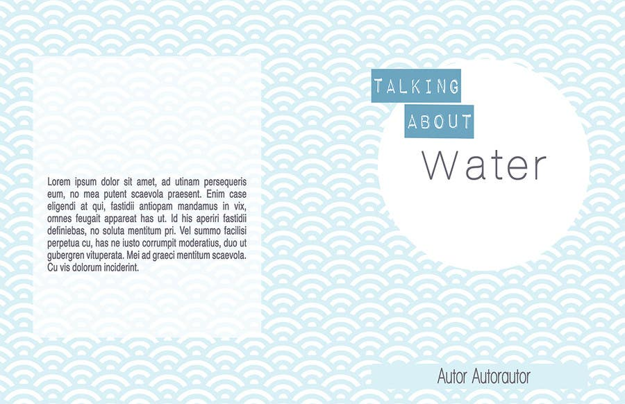 Proposition n°26 du concours Book cover design for Water & Sanitation book