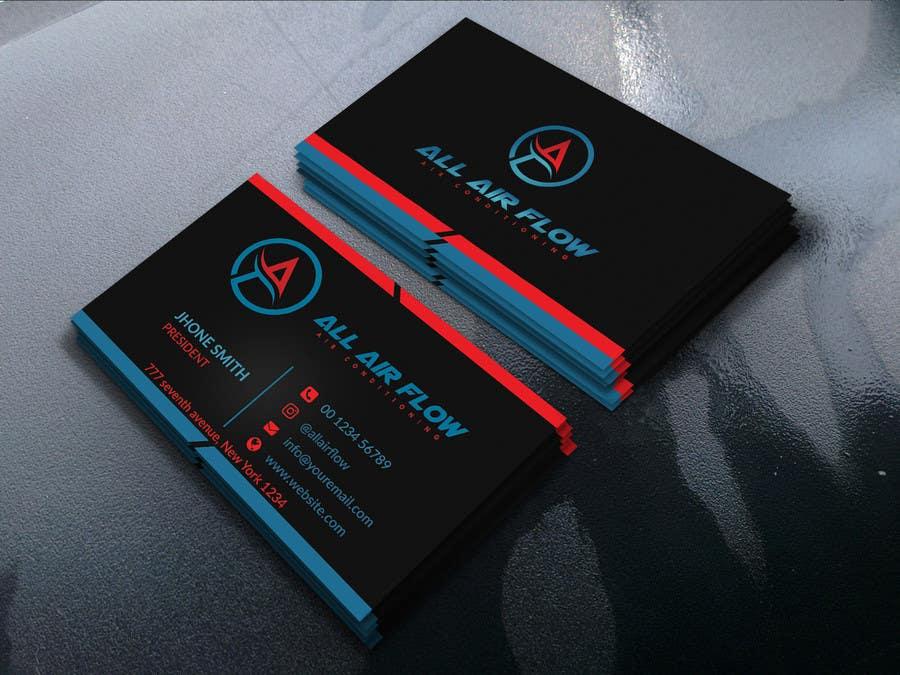 Proposition n°180 du concours Design some Business Cards