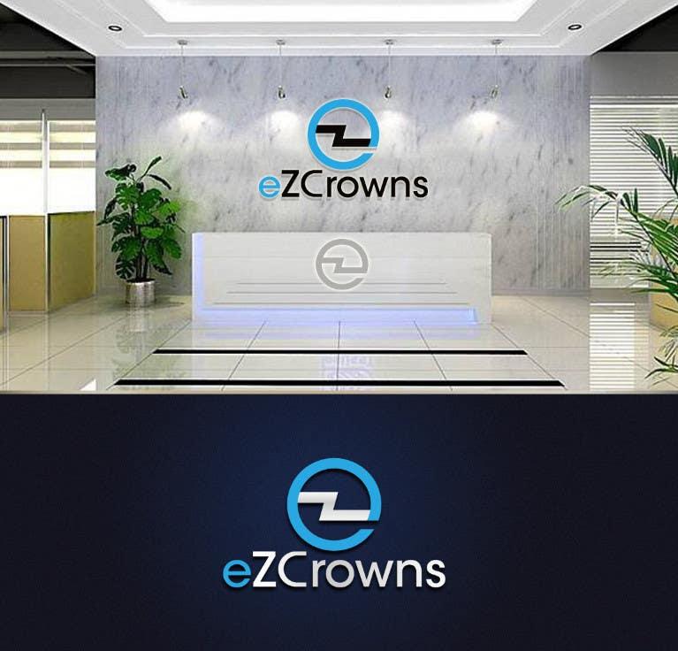 Kilpailutyö #                                        51                                      kilpailussa                                         eZCrown Logo