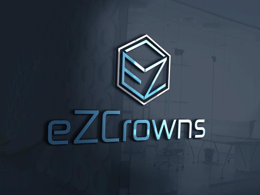 Kilpailutyö #                                        83                                      kilpailussa                                         eZCrown Logo