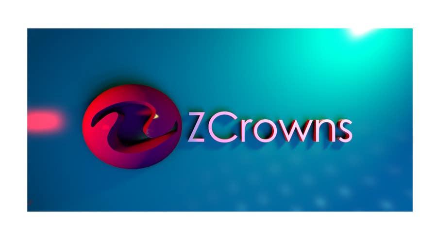 Kilpailutyö #                                        47                                      kilpailussa                                         eZCrown Logo