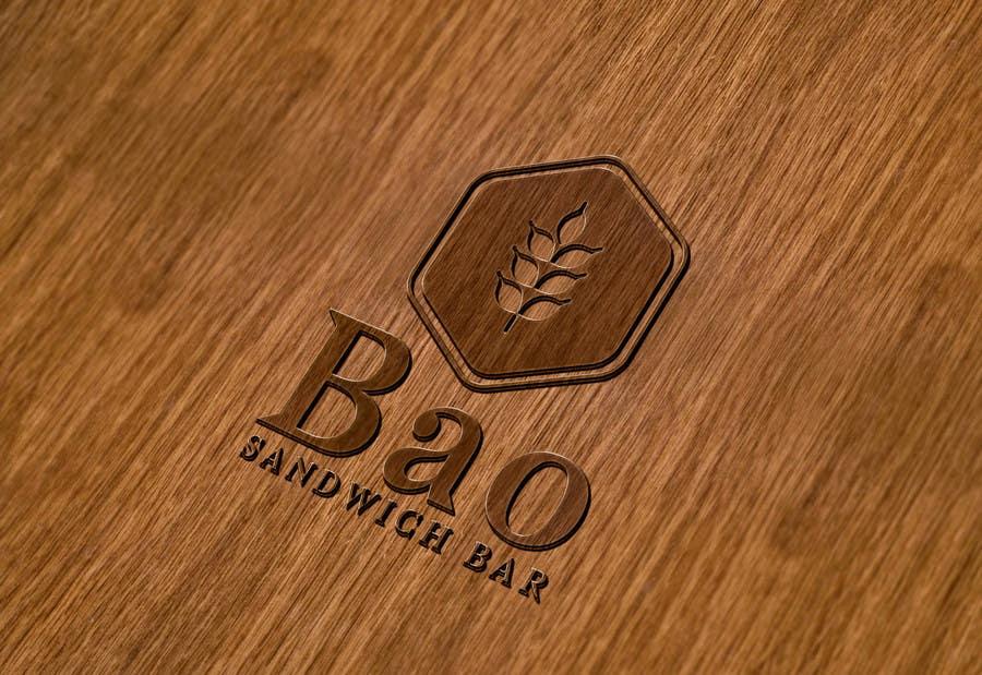 Proposition n°284 du concours Bao Sandwich Bar - Design a Logo