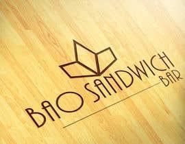 Nro 94 kilpailuun Bao Sandwich Bar - Design a Logo käyttäjältä farzana1994