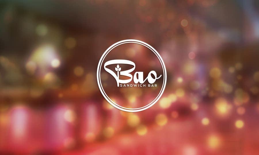 Proposition n°149 du concours Bao Sandwich Bar - Design a Logo