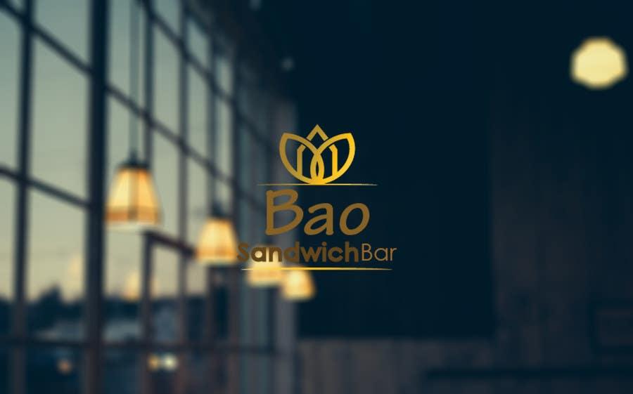 Proposition n°209 du concours Bao Sandwich Bar - Design a Logo