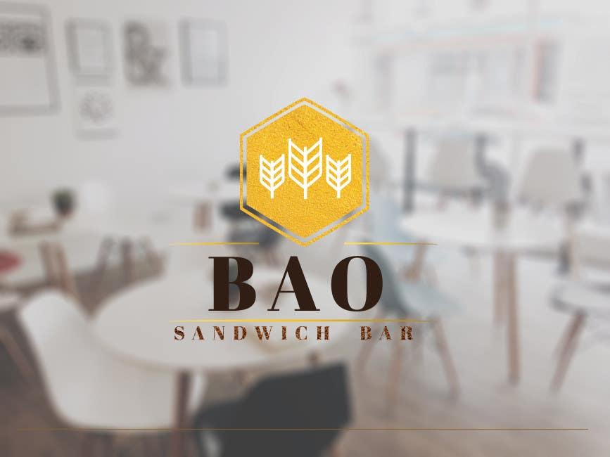 Proposition n°263 du concours Bao Sandwich Bar - Design a Logo