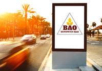 Proposition n° 339 du concours Graphic Design pour Bao Sandwich Bar - Design a Logo