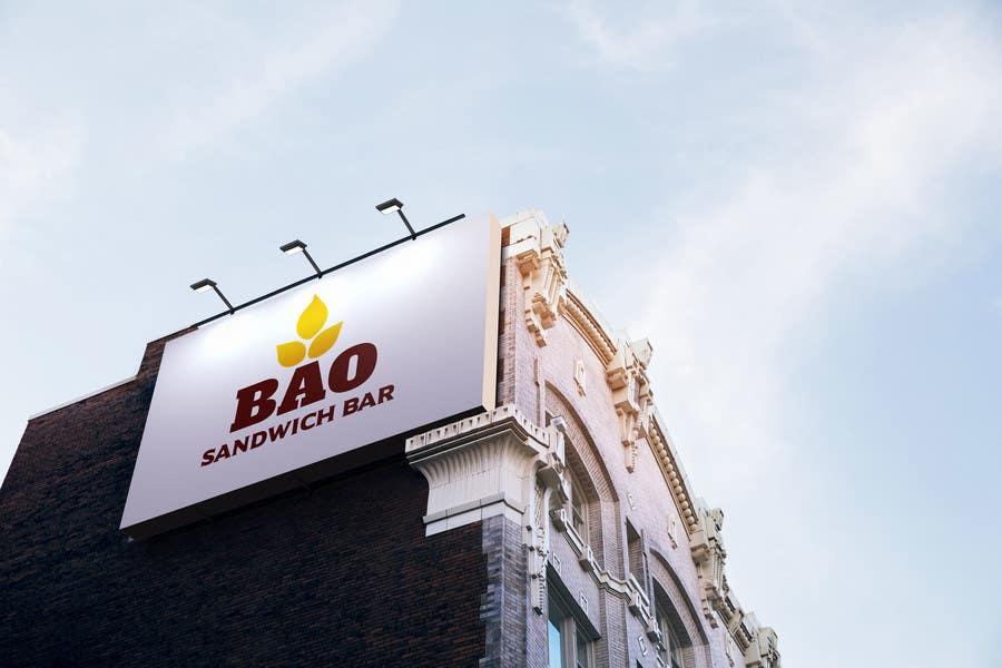 Proposition n°358 du concours Bao Sandwich Bar - Design a Logo