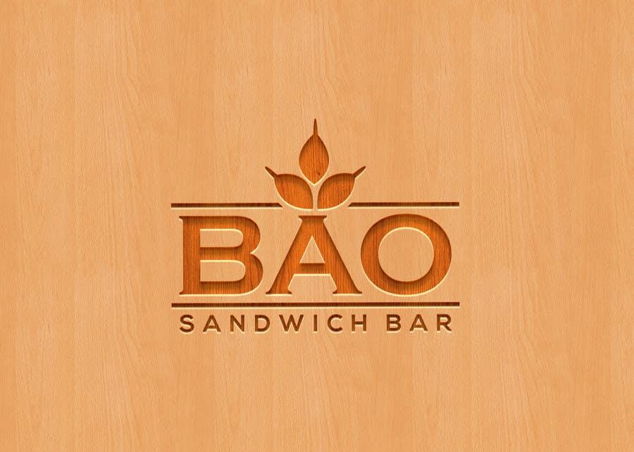 Proposition n°187 du concours Bao Sandwich Bar - Design a Logo