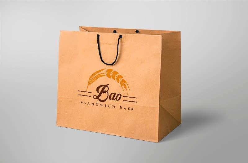 Proposition n°382 du concours Bao Sandwich Bar - Design a Logo