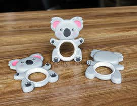nº 8 pour Do some 3D Modelling - Koala Baby Teether par afzenginoglu