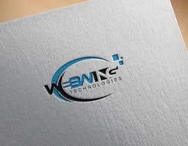 Nro 133 kilpailuun Design a Logo For Webwing Technologies käyttäjältä DannicStudio