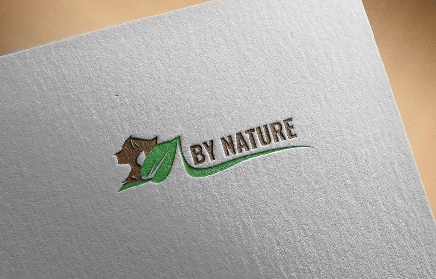 Proposition n°69 du concours I need to design logo for natural organic cosmetic products