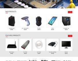 #2 for Redesign Online Tech Shop by nopguru