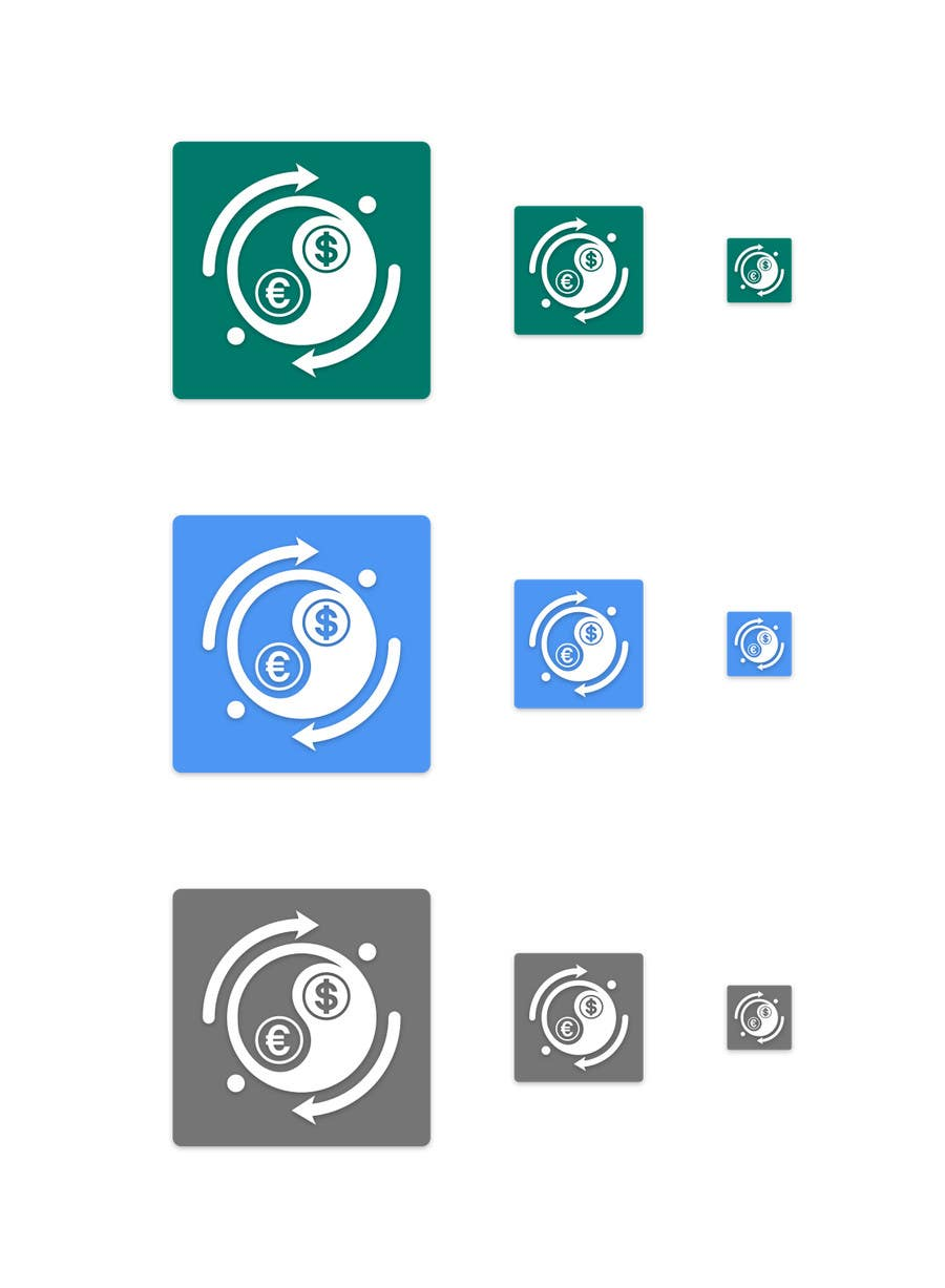 Proposition n°55 du concours Design app icon for Android and iOS