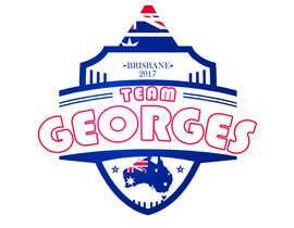 nº 3 pour Team Georges par PodobnikDesign