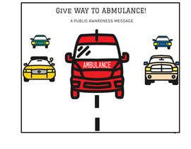 #15 for Ambulance Poster Designing by iwahidi