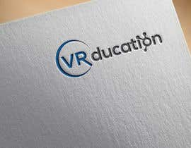 #89 for VRducation logo by design4win