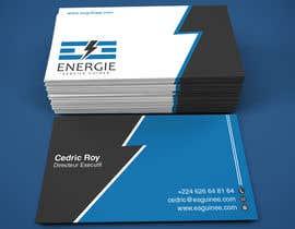 nº 109 pour business card ESG par fantasymediaart