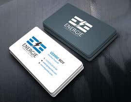#36 for business card ESG by NAYANCHANDRAS