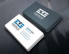 nº 36 pour business card ESG par NAYANCHANDRAS
