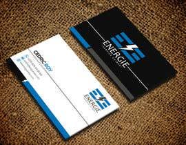 nº 43 pour business card ESG par robinhossain94