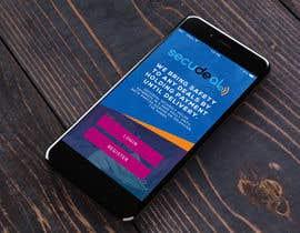 #31 para Design an App Mockup 1 Screen only de meva25