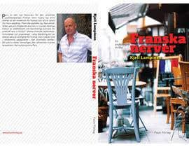 Nro 11 kilpailuun Book cover of a thriller käyttäjältä blackonwhite