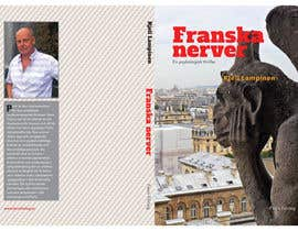 Nro 13 kilpailuun Book cover of a thriller käyttäjältä blackonwhite