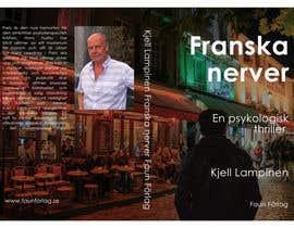 Nro 10 kilpailuun Book cover of a thriller käyttäjältä zalgallar