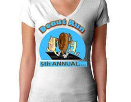 nº 40 pour Design a T-shirt for the 5th Annual Running of the Donuts par shapla02