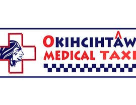 nº 92 pour Medical Taxi Logo par nataliadioro