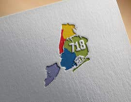 "#40 for Design a cool Logo  for ""718"" by fmnik93"