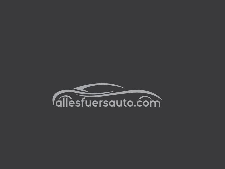 Proposition n°49 du concours Logo design for a website about cars