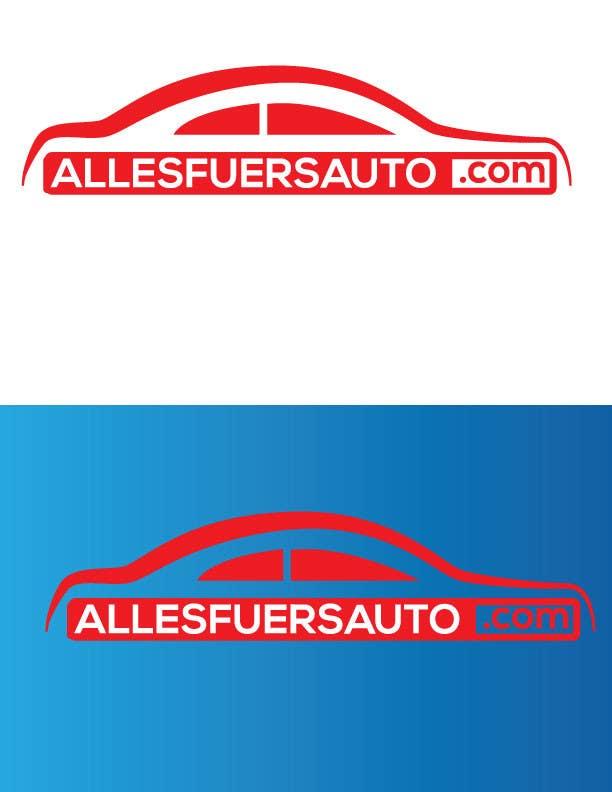Proposition n°39 du concours Logo design for a website about cars