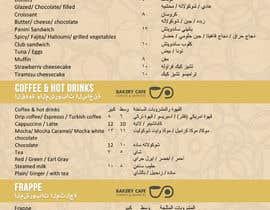 #12 untuk Design a Flyer and menue for a coffee shop oleh stoske